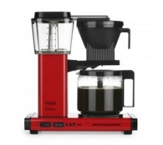 MOCCAMASTER CAFETIERE ROUGE MRM59670