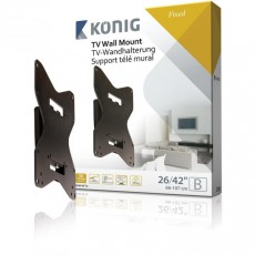 KONIG SUPPORTABLE MURAL FIXED KNM-MF10