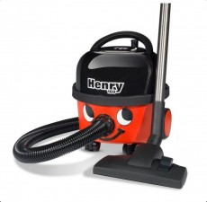 NUMATIC HENRY COMPACT ECO HVR160 ROUGE