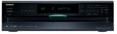 ONKYO 6 CD CAROUSEL DX-C390 BLACK