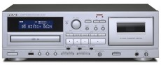 TEAC CD PLAYER AND CASSETTE DECK AD850B