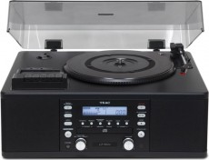 TEAC TURNTABLE TCLPR500AB