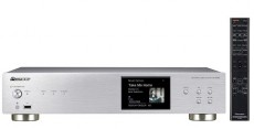 PIONEER NETWORK PLAYER N50AE SILVER