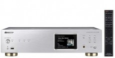 PIONEER NETWORK PLAYER N70AE SILVER