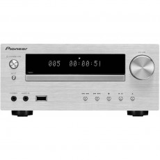 PIONEER MICRO SYSTEM X-HM51 ZILVER