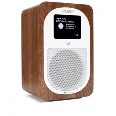 PURE EVOKE H3 WALNUT DAB+ RADIO PS5894