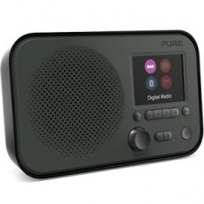 PURE ELAN BT3 GRAPHITE DAB+ FM RADIO
