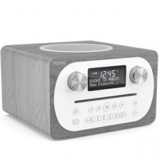 PURE EVOKE C-D4 GREY DAB+ DIGITAL FM CD
