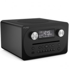 PURE EVOKE C-D4 BLK DAB+ DIGITAL FM CD