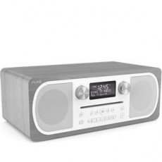 PURE EVOKE C-D6 GREY DAB+ DIGITAL FM CD