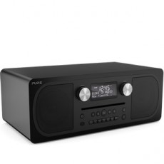 PURE EVOKE C-D6 BLK DAB+ DIGITAL FM CD