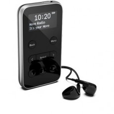 PURE MOVE R3 BLK DAB+ FM RADIO
