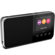 PURE MOVE T4 BLK DAB+ RADIO PU5881