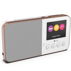 PURE MOVE T4 BLK DAB+ RADIO PU5882