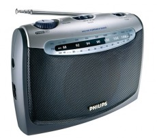 PHILIPS POCKET RADIO AE2160/00C