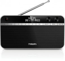 PHILIPS POCKET RADIO AE5250/12 DAB+