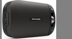 PHILIPS BLUETOOTH SPEAKER BT2600 NOIR
