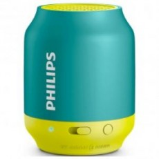 PHILIPS BLUETOOTH SPEAKER BT50 BLEU