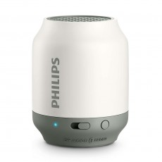 PHILIPS BLUETOOTH SPEAKER BT50 BLANC/GRI