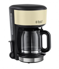 RUSSELL HOBBS CAFETIERE CREAM 20135-56
