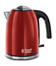 RUSSELL HOBBS BOUILLOIRE FLAME RED