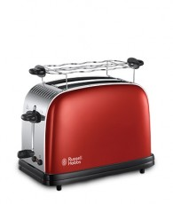 RUSSELL HOBBS BROODROOSTER FLAME RED 23330-56
