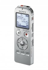 SONY DICTAFOON ICDUX533 SILVER 4GB