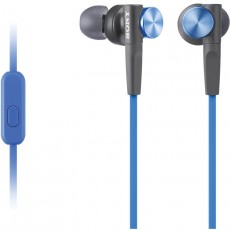 SONY CASQUES MDRXB50APL BLUE