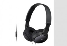 SONY CASQUES MDR-ZX110APCCC NOIR