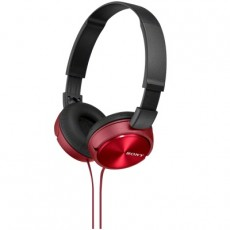 SONY CASQUE MDR-ZX310 ROUGE