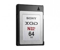 SONY QXD CARD 64 GB 80 MB/S 4K