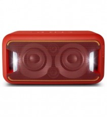 SONY EXTRA BASS SPEAKER GTKXB5R RED