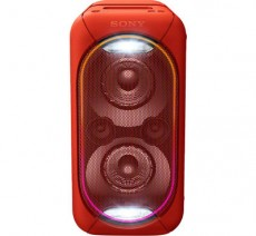 SONY EXTRA BASS SPEAKER GTKXB60R RED