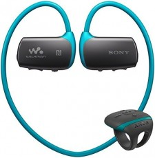 SONY MP3 NWZ-WS613 4GB WATERPROOF BLUE