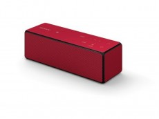 SONY BLUETOOTH SPEAKER SRS-X33 ROUGE