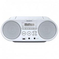 SONY BOOMBOX ZS-PS50 BLANC